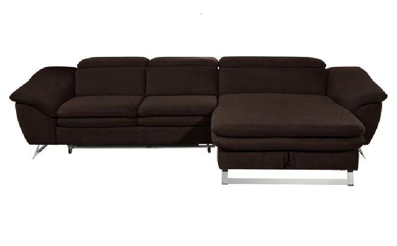 1 new sofas chaise longue piel el corte ingles sectional for Sofas corte ingles rebajas