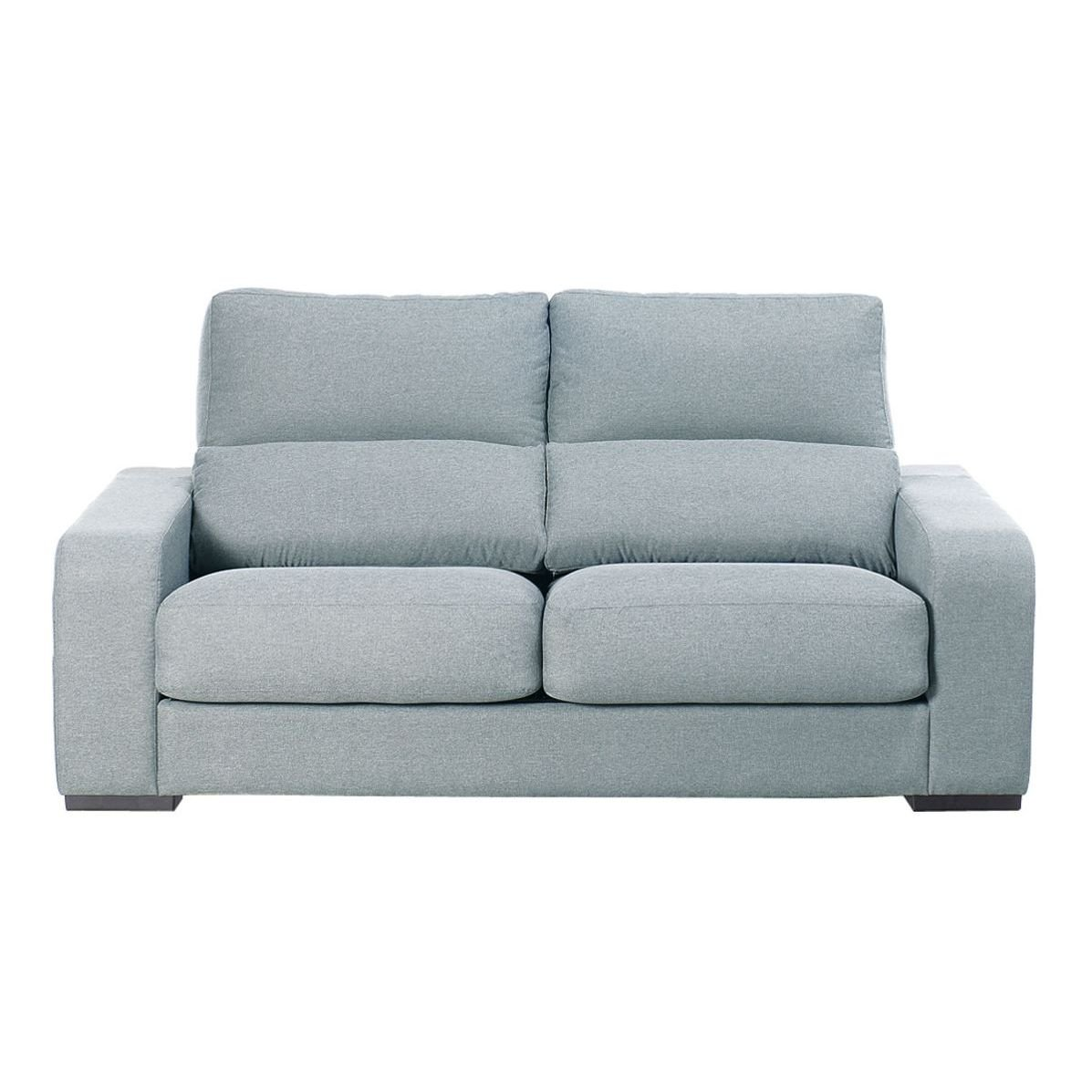 Sofá con asientos deslizantes