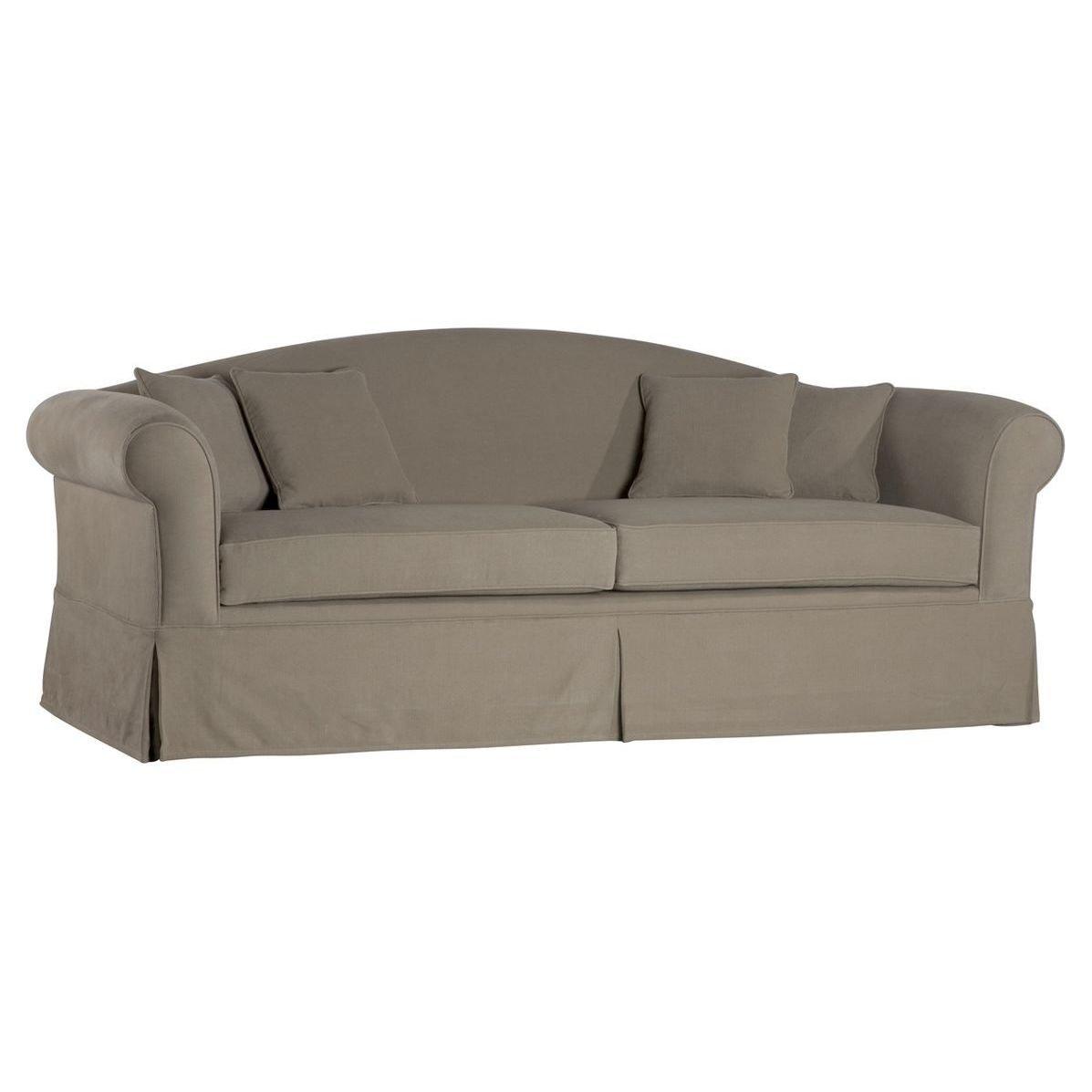 Sofá de 2 plazas desenfundables