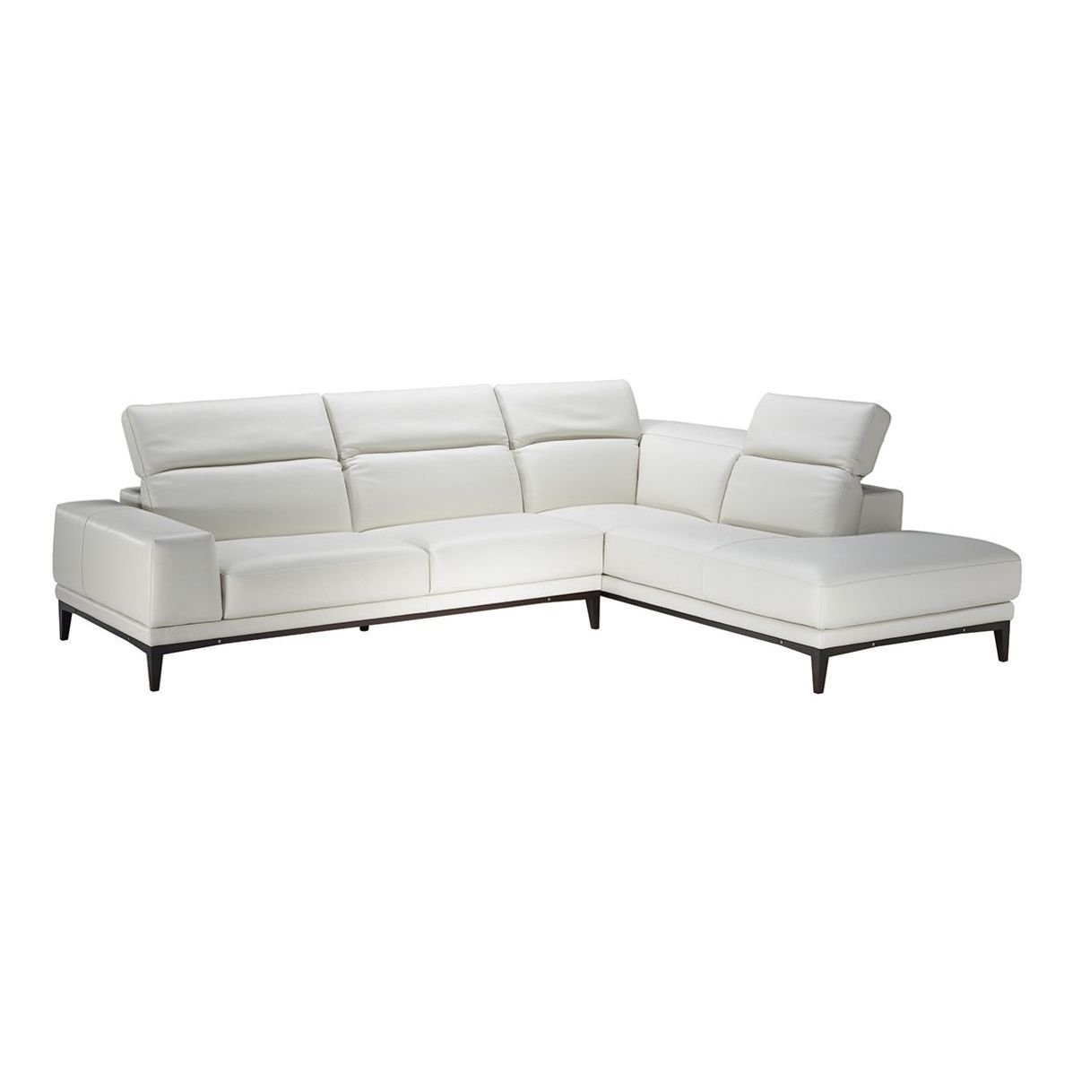 Sof s de piel el corte ingl s for Sofa tres plazas chaise longue