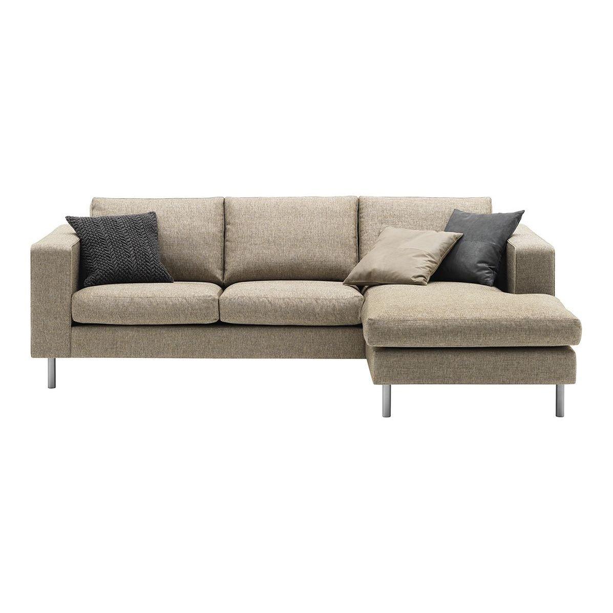Sofá modulable chaise longue