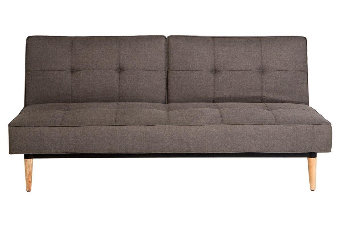 Sofá tapizado de 3 plazas