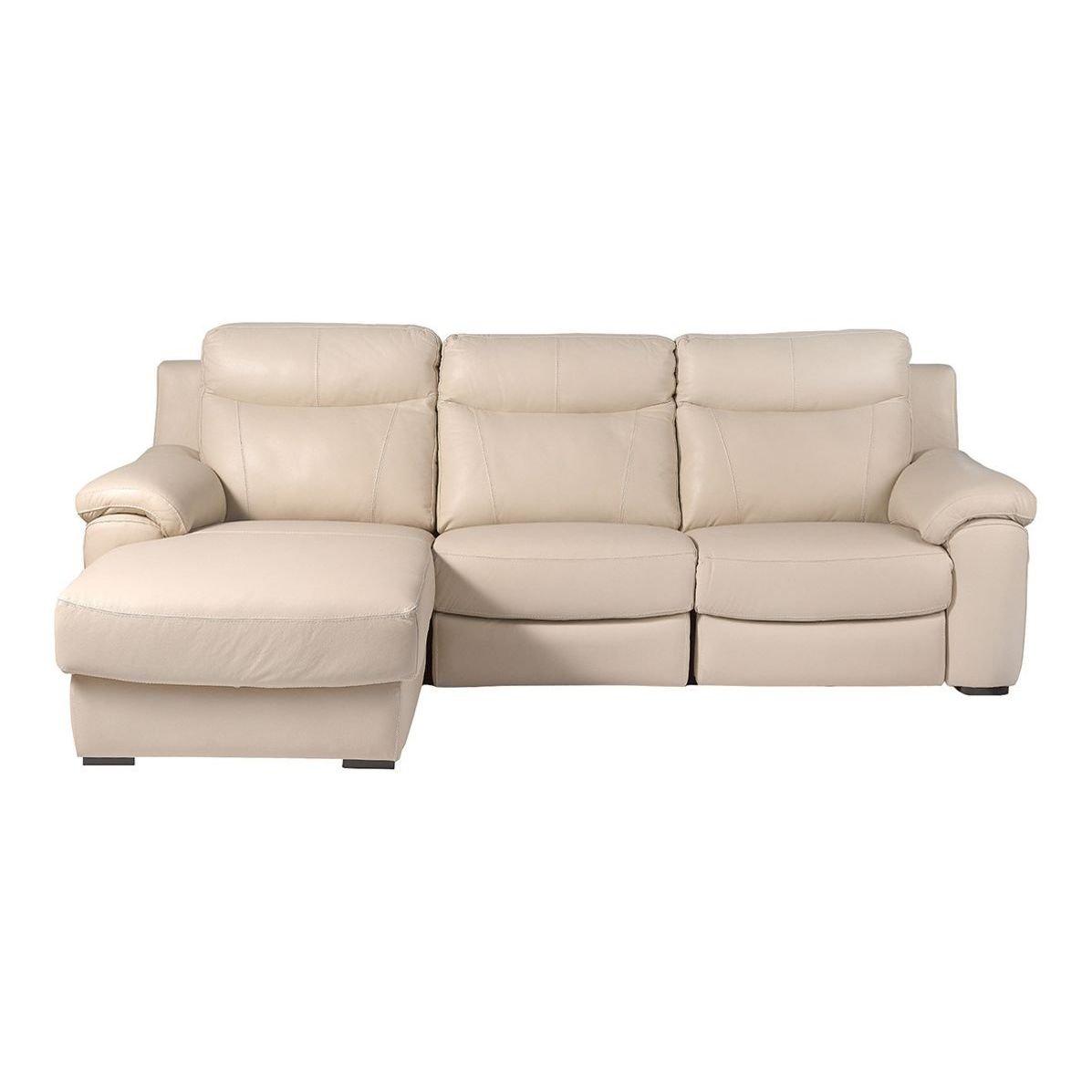 Sof s de piel el corte ingl s for Rebajas sofas de piel